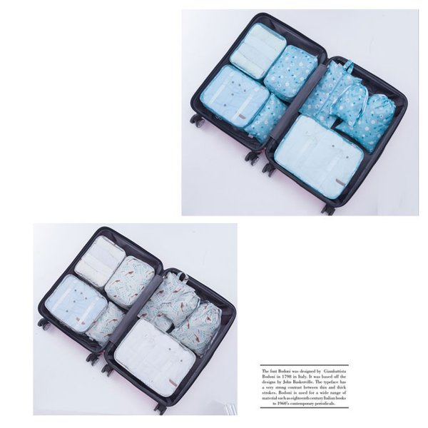 トラベルポーチ8点セット おしゃれ バッグインバッグ レディース メンズ 出張 収納バッグ シューズバッグ 旅行用 ゆうパケット便送料無料|missbeki|13