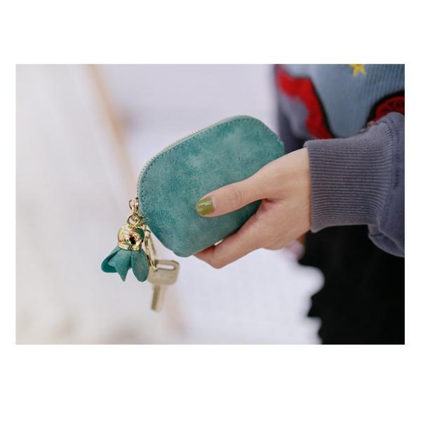 財布 レディース 小銭入れ コインケースミニ財布 多機能 キーホルダー付きカードケースミニポーチ  チャーム小さい おしゃれ かわいい ゆうパケット便送料無料|missbeki|10