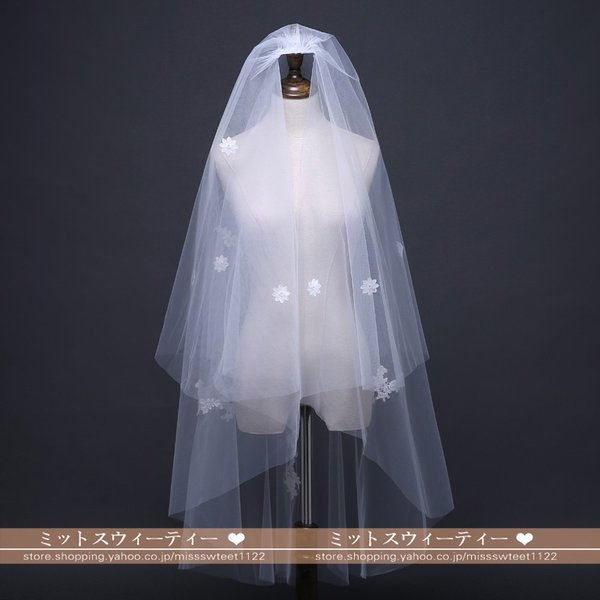 adaba9b9e0d9e ウエディングベール 安い ショート ブライダル コーム付き 結婚式ベール 花嫁 ショートベール フェイスアップベール