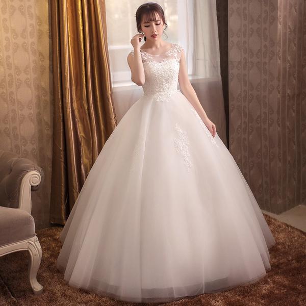 8da9c0f3ca3fb ... マタニティドレス 白 ロングドレス 二次会 花嫁 ウエディングドレス 安い ウェディングドレス 結婚式 エンパイア お呼ばれ ...