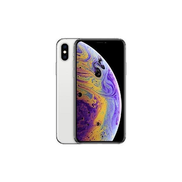 SIMフリー Apple iPhone XS Single Sim + eSIM 512GB LTE (シルバー) 香港スペック MT9C2ZP/A【新品/1年保証】|mistergadgets