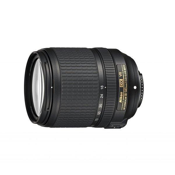 Nikon 高倍率ズームレンズ AF-S DX NIKKOR 18-140mm f/3.5-5.6G ED VR (白箱)