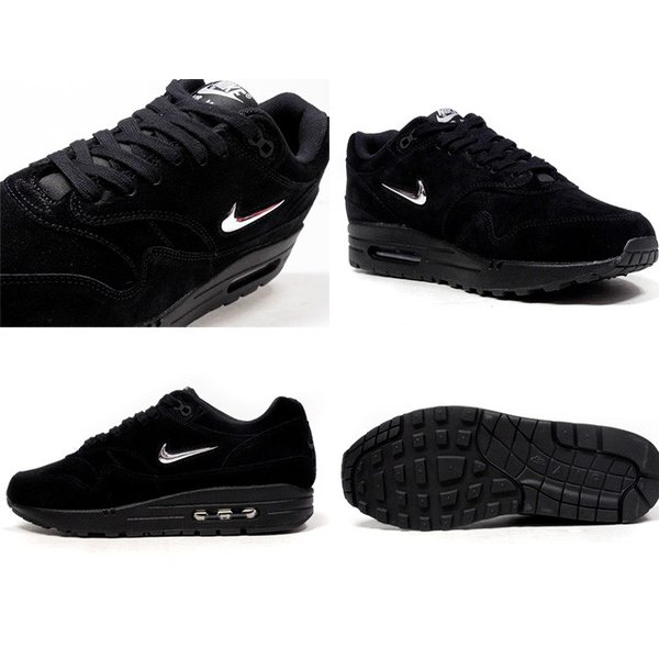 Nike Air Max 1 Premium SC Jewel Black AA0512 001 SneakerFiles  SneakerFiles