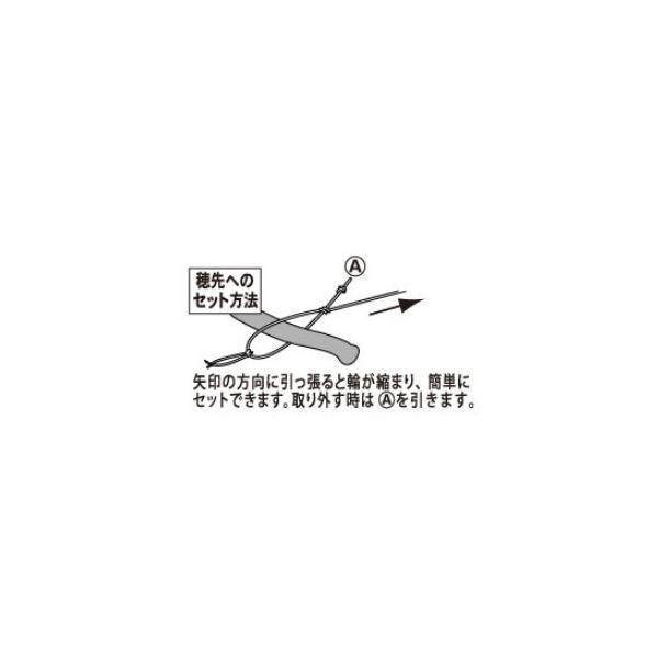 【ネコポス可】 がまかつ 鮎自在式天井糸仕掛 II(フロロ) AJ−114