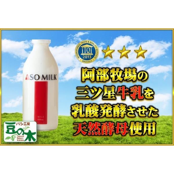 熊本 阿蘇 ギフト パネトーネ&ミルクアイス パン工房豆の木 阿蘇天然アイス 冷凍品|mitinoekiaso|03