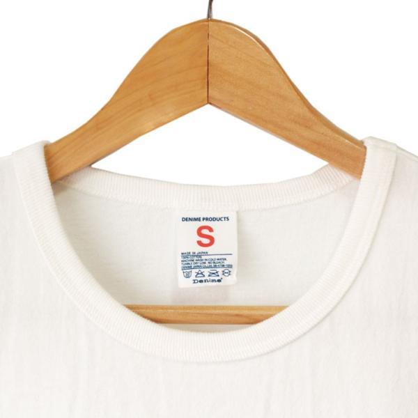 DENIME ドゥニーム BASIC 88HOPE TEE 半袖 Tシャツ|mitoman|03