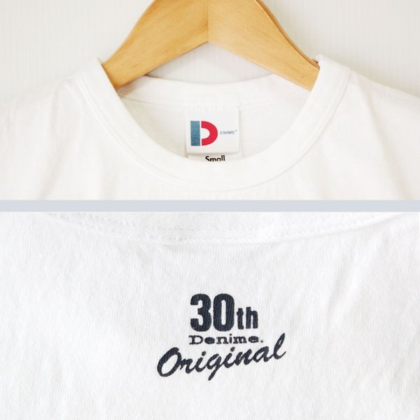 DENIME ドゥニーム DENIME TEE 30TH KING OF 半袖 Tシャツ mitoman 04