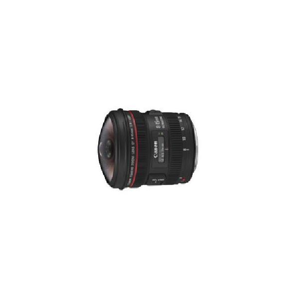 [CANON]EF8-15mm F4L フィッシュアイ USM