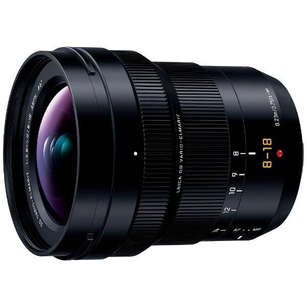 [PANASONIC]LEICA DG VARIO-ELMARIT 8-18mm F2.8-4.0 ASPH.(H-E08018)(2017年5月25日発売予定)