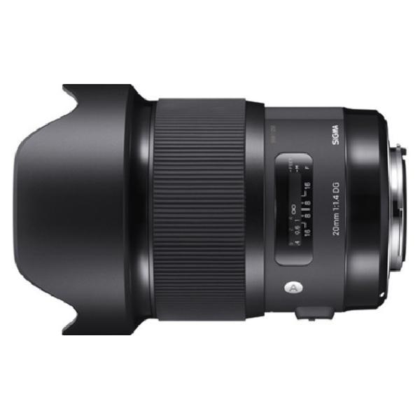 シグマ 20mm F1.4 DG HSM ニコン用   (0085126412555)