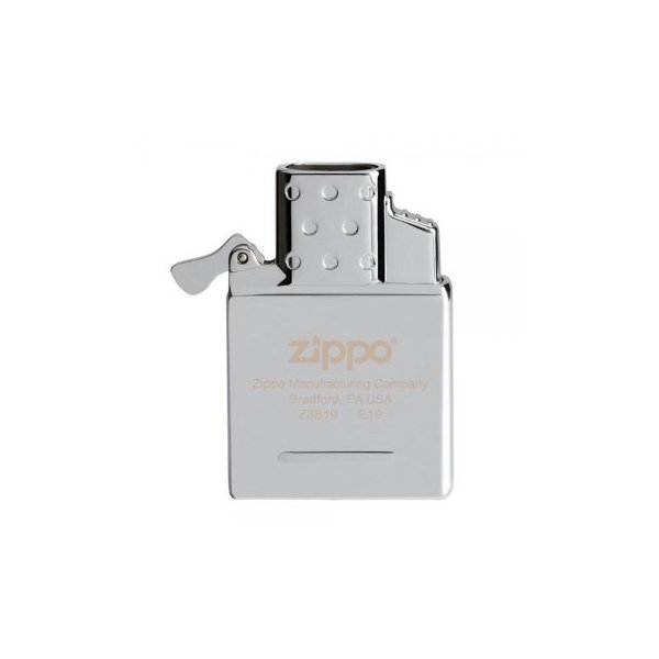 ZIPPO(ジッポー)ライター ガスライター インサイドユニット ダブルトーチ(ガスなし) 65840 同梱不可