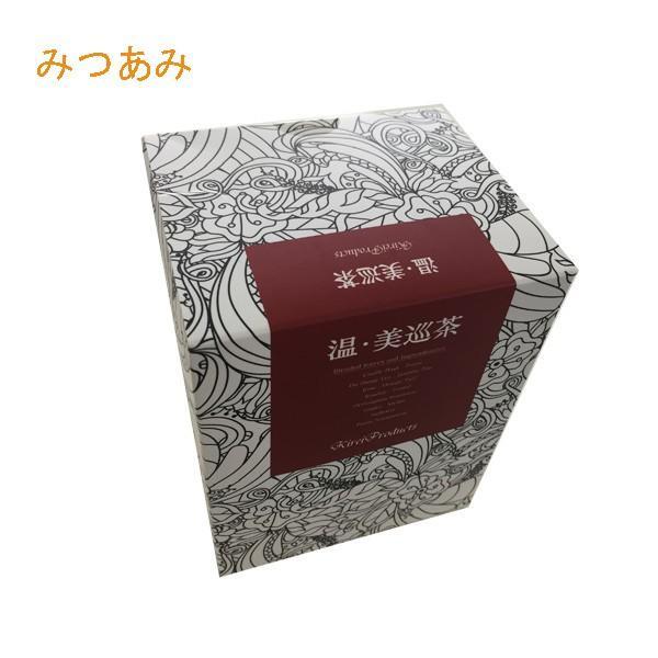 温・美巡茶 4g×30包 mitsuami-shop