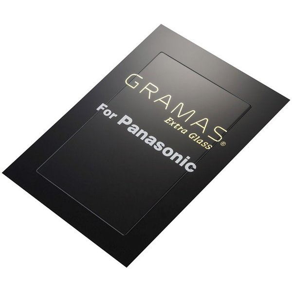 GIN-ICHIxGRAMAS Extra Glass for LUMIX G9PRO 用液晶保護ガラス