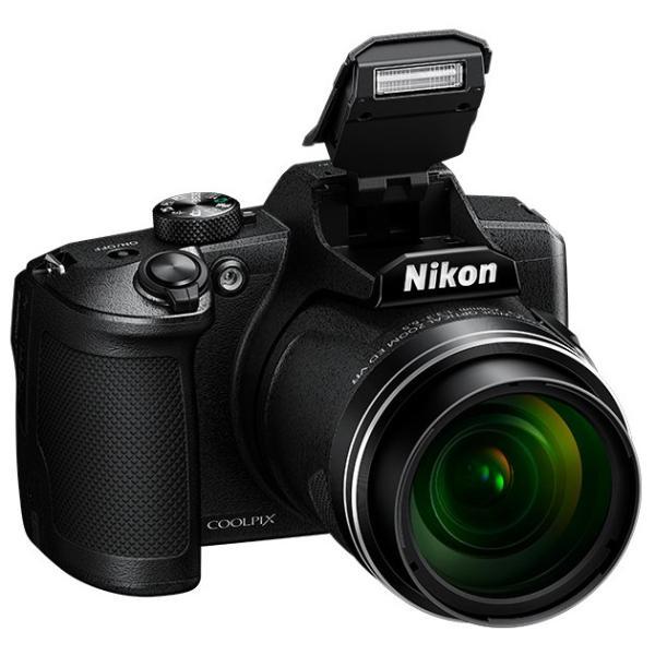 Nikon COOLPIX B600 ブラック 光学60倍ズームデジタルカメラ