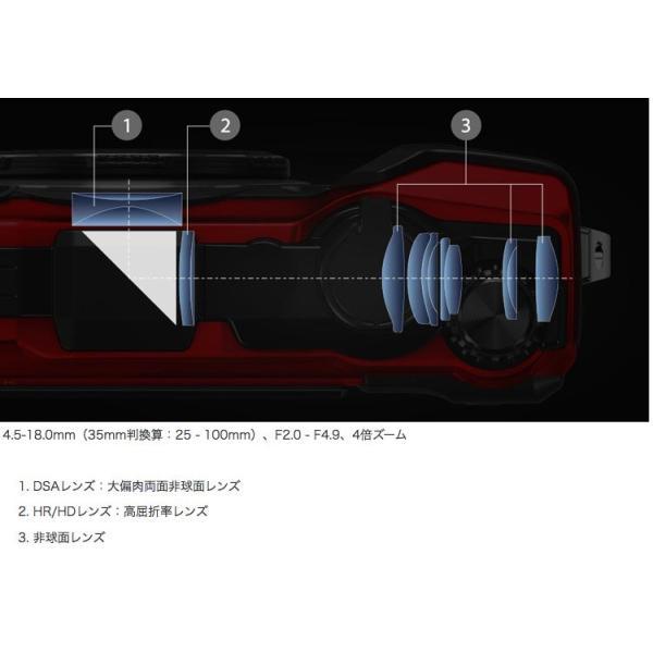 OLYMPUS TOUGH TG-5 Black 防水・防塵・耐衝撃コンパクトデジカメ