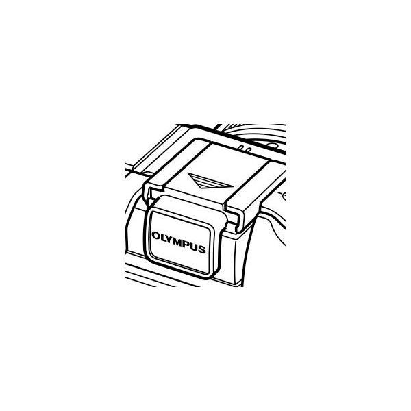 OLYMPUS E-P2/E-P3/E-PL1/E-PL2用ホットシューカバー『4〜5営業日後の発送予定』黒:VN239700/シルバー:VR660300/白:VR072300