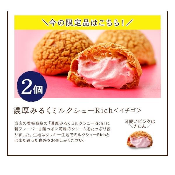 シュークリーム スイーツ福箱セット8個入 ギフト プレゼント 福袋  詰め合わせ|mitsuboshi|06