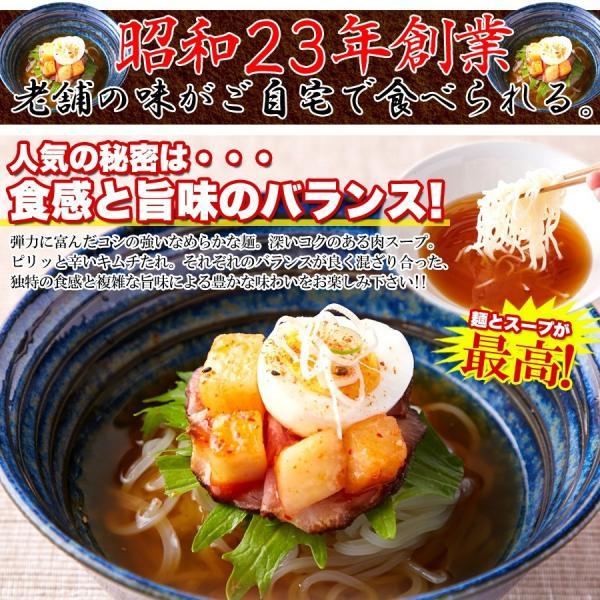 【送料無料/ゆうメール出荷】本場名産品!!老舗の盛岡冷麺4食スープ付き(100g×4袋)|mitsuboshi|03