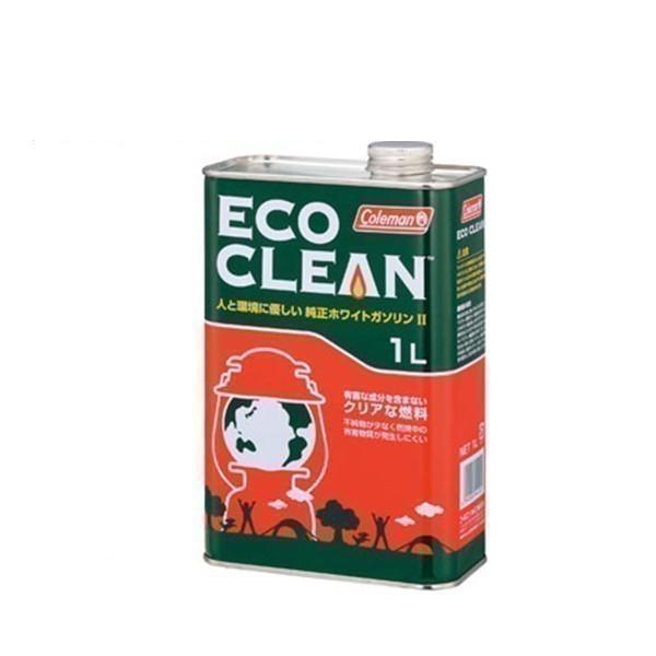 コールマン ( Coleman ) エコクリーン 1L キャンプ ホワイトガソリン