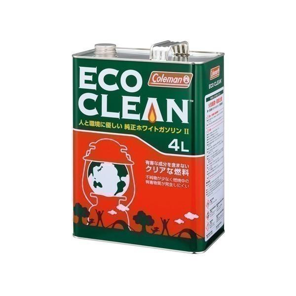 コールマン ( Coleman ) エコクリーン 4L キャンプ ホワイトガソリン