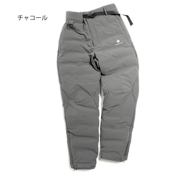カナディアンイースト シームレスダウンパンツ メンズ  CEW6222P|mitsuyoshi|03