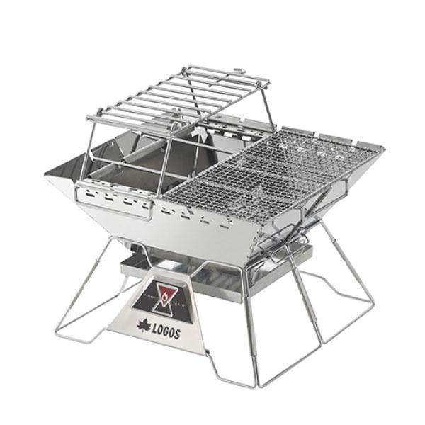 ロゴス LOGOS The ピラミッドTAKIBI L コンプリート 81064166 キャンプ用品 焚火台 mitsuyoshi