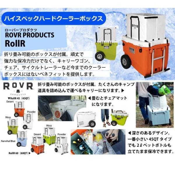 ROVR PRODUCTS(ローバープロダクツ) RollR 60  7RV60D|mitsuyoshi|14