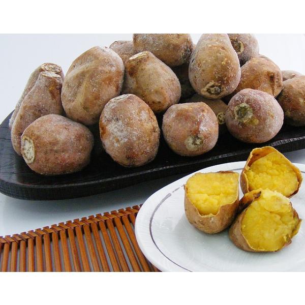 レンジで簡単、美味しい焼き芋がすぐに食べれる。大人気、冷凍焼き芋「種子島甘蜜芋・みつ姫」500g×4袋入り  まるでスイーツ おやつ さつまいも|mituhime-sweets