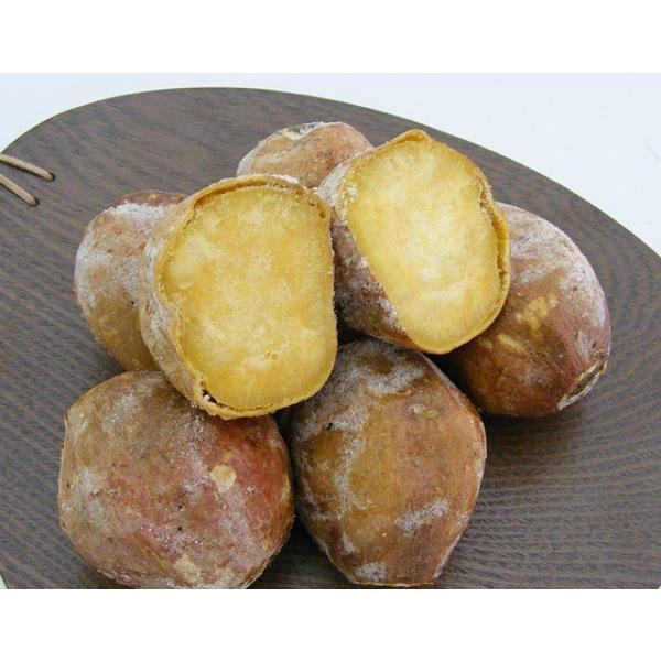 レンジで簡単、美味しい焼き芋がすぐに食べれる。大人気、冷凍焼き芋「種子島甘蜜芋・みつ姫」500g×4袋入り  まるでスイーツ おやつ さつまいも|mituhime-sweets|03