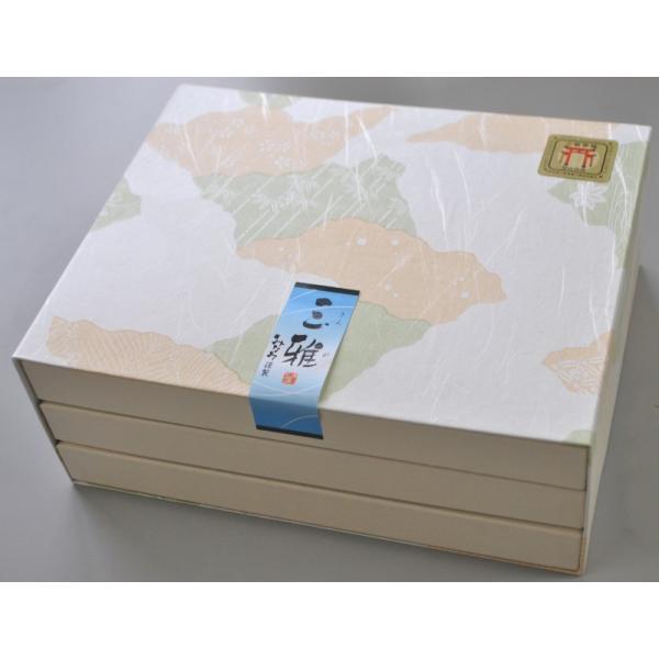 そうめん 三雅 誉(大) 誉 14束・太麺 14束・そば 14束 素麺 三輪素麺みなみ 化粧箱|miwaminami-store