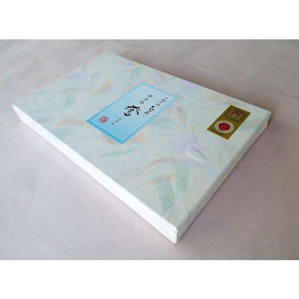 そうめん 誉 ほまれ 50g×19束 素麺 三輪素麺みなみ 贈答用 ギフト 化粧箱|miwaminami-store|03