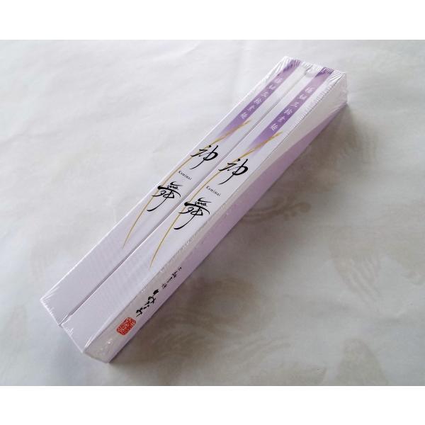 そうめん 神舞 かみまい 50g×2本 極細 三輪素麺みなみ 素麺 手延 袋入|miwaminami-store|02