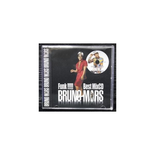 ブルーノマーズ・ベスト 洋楽CD・MixCD BrunoMarsFunkBestMixCD-CD-R-/VariousArtis
