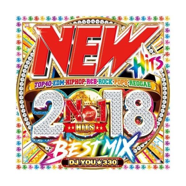 CDJapan : 【洋楽CD・MixCD】New Hits 2018 Best Mix / DJ You
