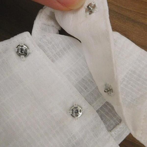 洋服セット ダンガリーシャツとフレアパンツのセット 着せ替え人形 28cmサイズ|mixjam-store|03