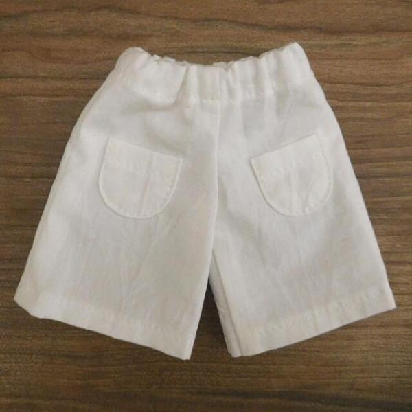 洋服セット ダンガリーシャツとフレアパンツのセット 着せ替え人形 28cmサイズ|mixjam-store|04
