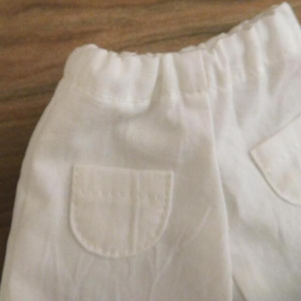 洋服セット ダンガリーシャツとフレアパンツのセット 着せ替え人形 28cmサイズ|mixjam-store|05