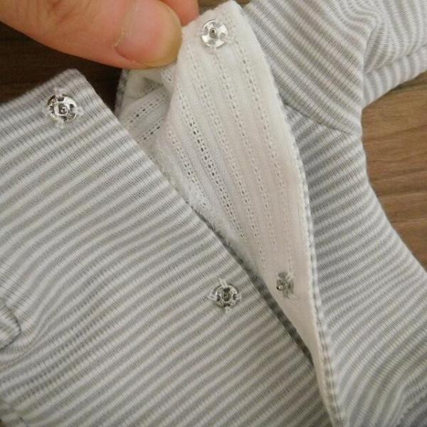 手作り 布製 人形 女の子 布人形 ボーダーTシャツ エプロン マルシェバッグ 女の子 セット 34cmサイズ|mixjam-store|14