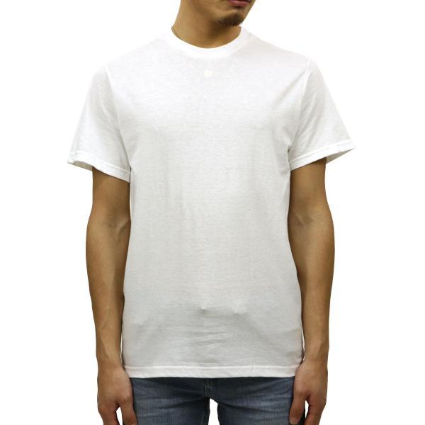 【エントリーで5%付与 4/6 0:00〜4/9 23:59】 フルーツオブザルーム FRUIT OF THE LOOM クルーネックTシャツ 5Pack ホワイト|mixon|02