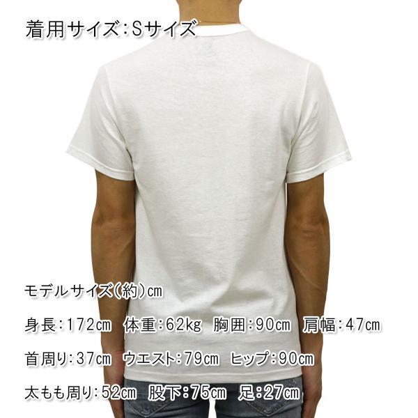 【エントリーで5%付与 4/6 0:00〜4/9 23:59】 フルーツオブザルーム FRUIT OF THE LOOM クルーネックTシャツ 5Pack ホワイト|mixon|03