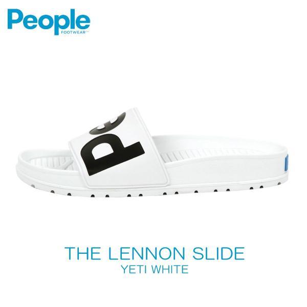 【ポイント10倍 5/31 0:00〜5/31 23:59まで】 ピープルフットウェア People Footwear 正規販売店 メンズ 靴 サンダル THE LENNON SLIDE|mixon