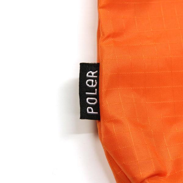 ポーラー POLER 正規販売店 ポーチ CAMPDURA/STUFFABLE POUCH LARGE 13160014-ORG ORANGE 敬老の日 プレゼント mixon 09