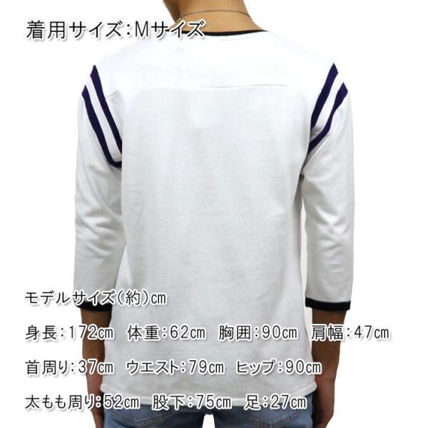 スコッチアンドソーダ Tシャツ メンズ SCOTCH&SODA 正規販売店 七分袖 VINTAGE SPORTS T-SHIRT 134298 17 COMBO A|mixon|03