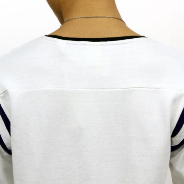 スコッチアンドソーダ Tシャツ メンズ SCOTCH&SODA 正規販売店 七分袖 VINTAGE SPORTS T-SHIRT 134298 17 COMBO A|mixon|07