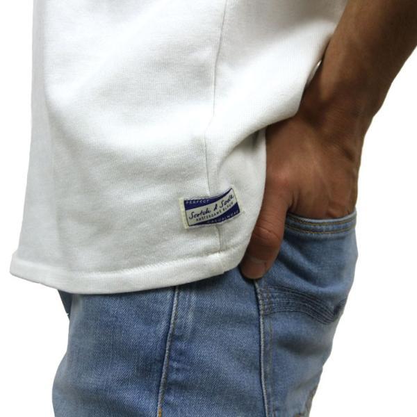 スコッチアンドソーダ Tシャツ メンズ SCOTCH&SODA 正規販売店 七分袖 VINTAGE SPORTS T-SHIRT 134298 17 COMBO A|mixon|09