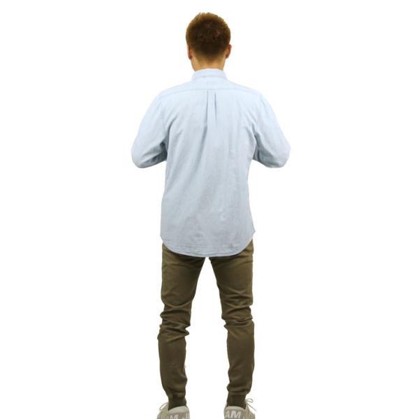 【ポイント10倍 12/12 0:00〜12/13 23:59まで】 ヌーディージーンズ シャツ メンズ Nudie Jeans 正規販売店 長袖 STANLEY SHIRT DENIM B26 140471 mixon 11