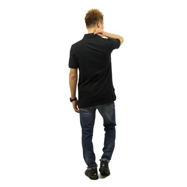 【ポイント10倍 9/25 0:00〜9/25 23:59まで】 フランクリンマーシャル ポロシャツ メンズ FRANKLIN&MARSHALL 正規販売店 半袖 POLO SHIRT BLACK POMF13|mixon|11