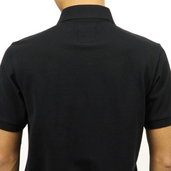 【ポイント10倍 9/25 0:00〜9/25 23:59まで】 フランクリンマーシャル ポロシャツ メンズ FRANKLIN&MARSHALL 正規販売店 半袖 POLO SHIRT BLACK POMF13|mixon|06
