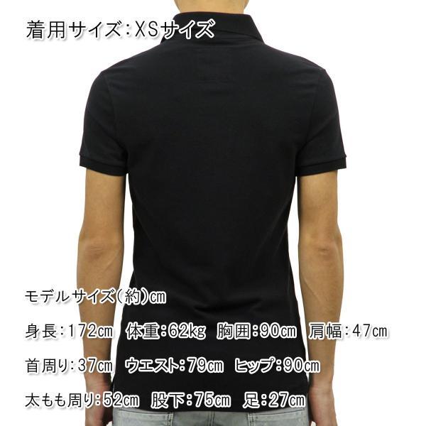 ホリスター ポロシャツ メンズ HOLLISTER 正規品 ストレッチ ピケ 半袖Stretch Pique Ombr? Polo Epic Flex|mixon|05