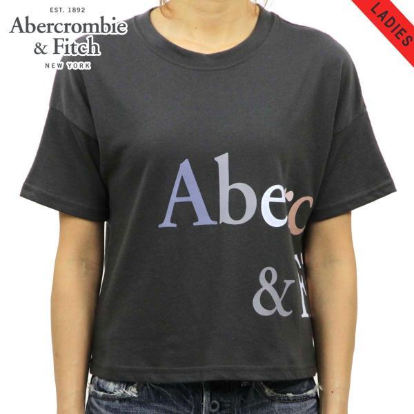 【ポイント10倍 9/25 0:00〜9/25 23:59まで】 アバクロ Tシャツ 正規品 Abercrombie&Fitch 半袖Tシャツ クルーネック  Exploded Logo Tee 157-576-0124|mixon